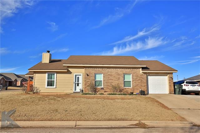 Photo of 4602 Marlboro Drive  Abilene  TX