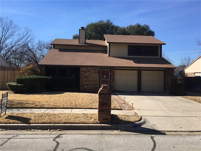 Photo of 3404 Andover Drive  Bedford  TX