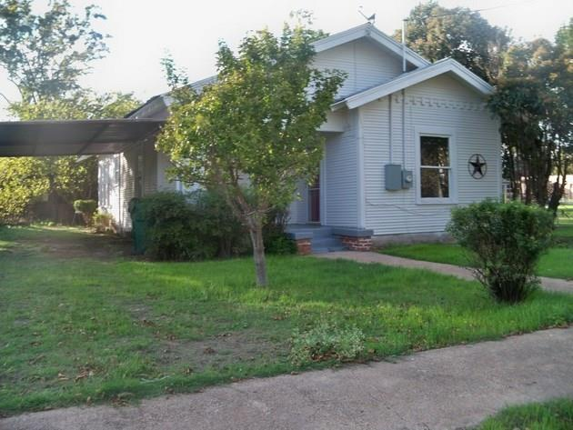 Photo of 512 S Frio Street  Coleman  TX