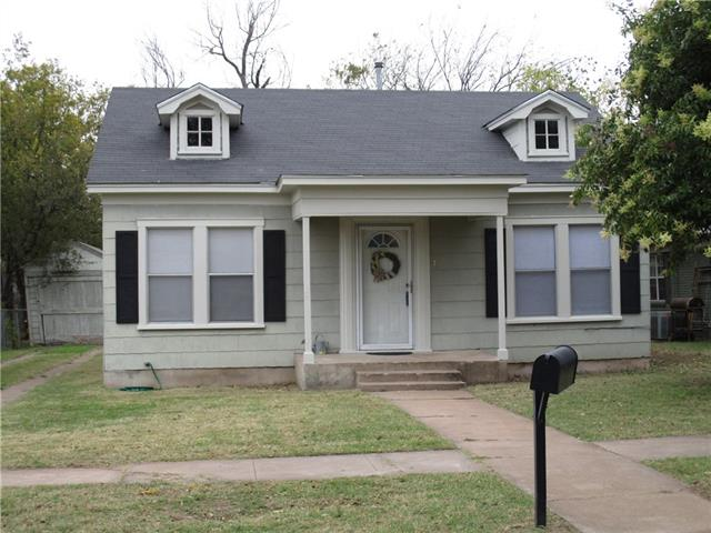 Photo of 1134 Jeanette Street  Abilene  TX