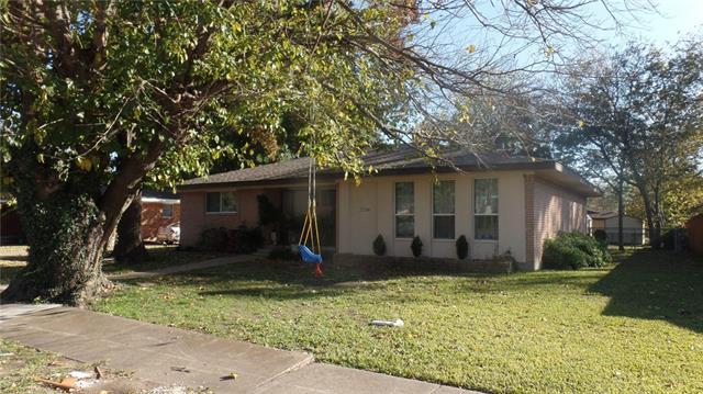 Photo of 2334 Mockingbird Lane  Garland  TX