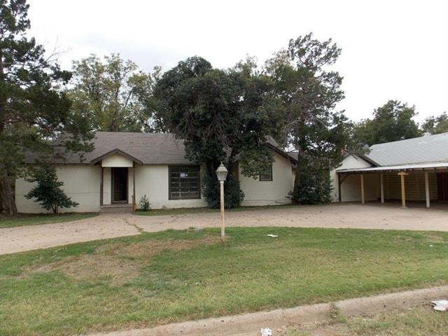 Photo of 405 SE 4th Street  Knox City  TX