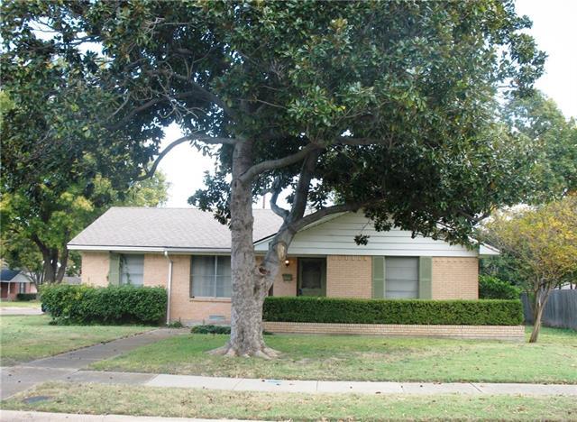 Photo of 3607 Delford Circle  Dallas  TX