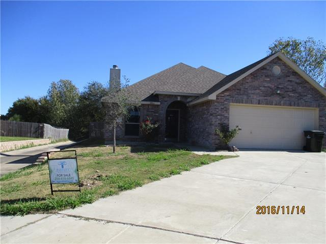 Photo of 1312 Trent Street  Seagoville  TX