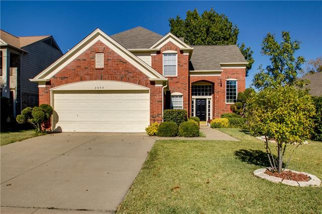 Photo of 2608 Country Creek Lane  Fort Worth  TX