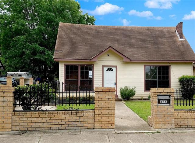Photo of 638 W Pembroke Avenue  Dallas  TX