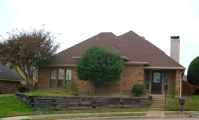 Photo of 2720 Raphael Lane  Dallas  TX