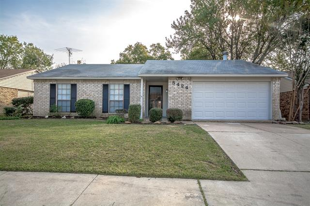 Photo of 5424 Baker Drive  The Colony  TX