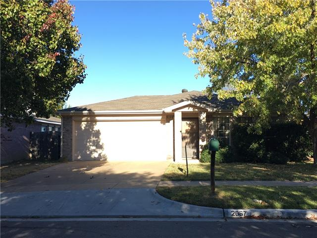 Photo of 2067 Palomino Trail  Keller  TX