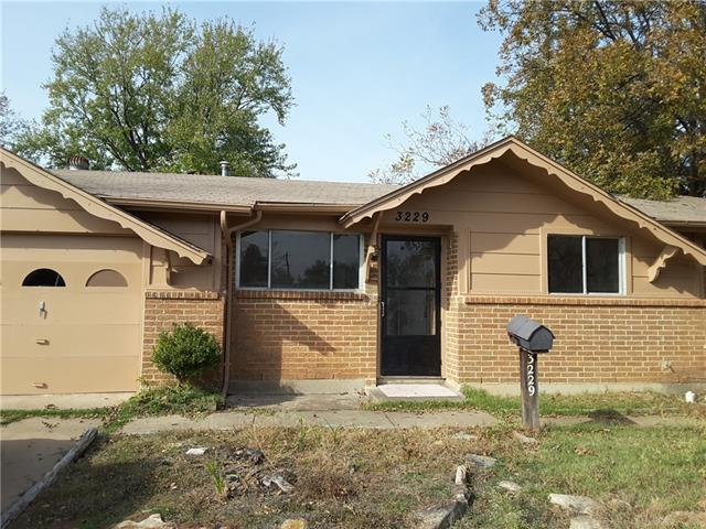 Photo of 3229 Harris Lane  Haltom City  TX
