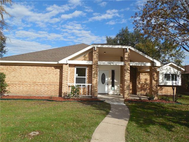 Photo of 2609 Brookside Drive  Rowlett  TX
