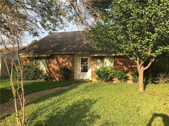 Photo of 4609 Redwood Drive  Garland  TX