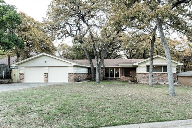 Photo of 632 Forest Lane  Hurst  TX