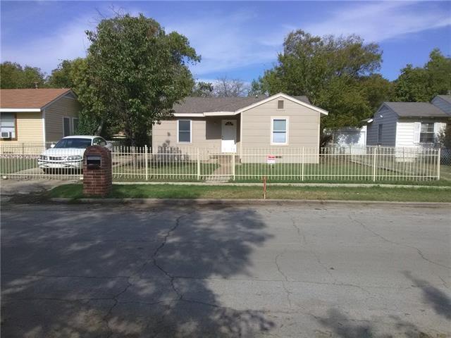 Photo of 1718 Walnut Street  Grand Prairie  TX