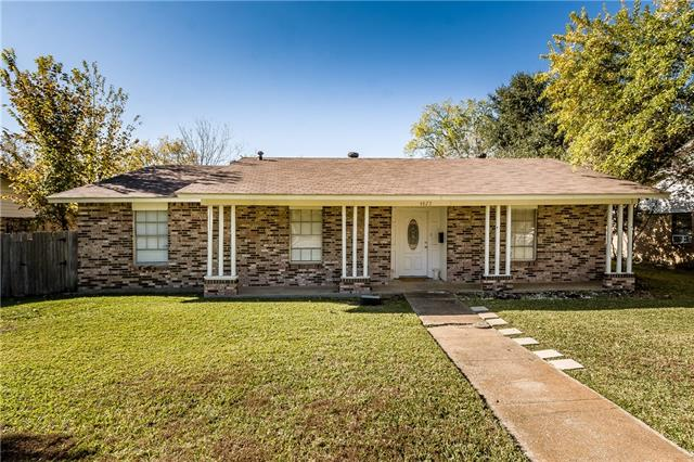 Photo of 4823 Stallcup Drive  Mesquite  TX