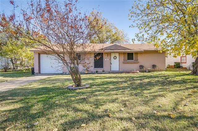 Photo of 705 Southridge Drive  Burleson  TX