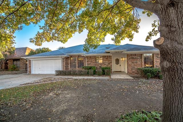 Photo of 563 Bluebonnet Drive  Keller  TX