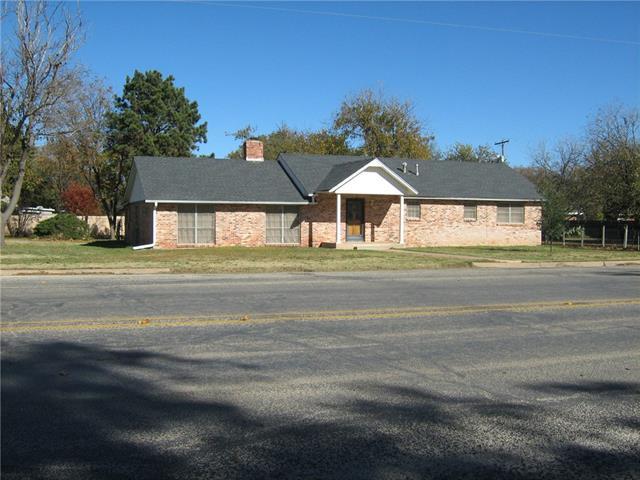 Photo of 642 Graham Street  Tuscola  TX