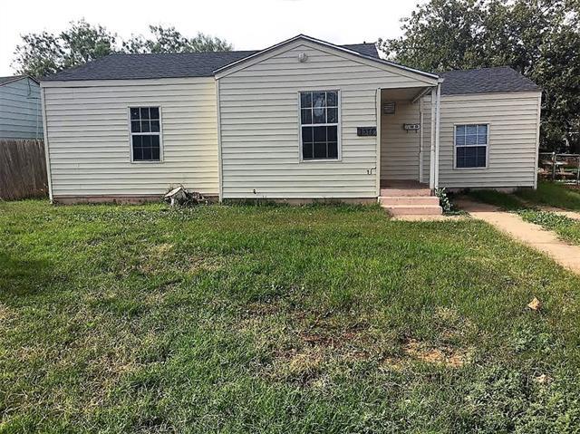 Photo of 1518 Fannin Street  Abilene  TX