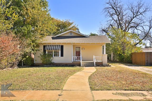 Photo of 857 Meander Street  Abilene  TX