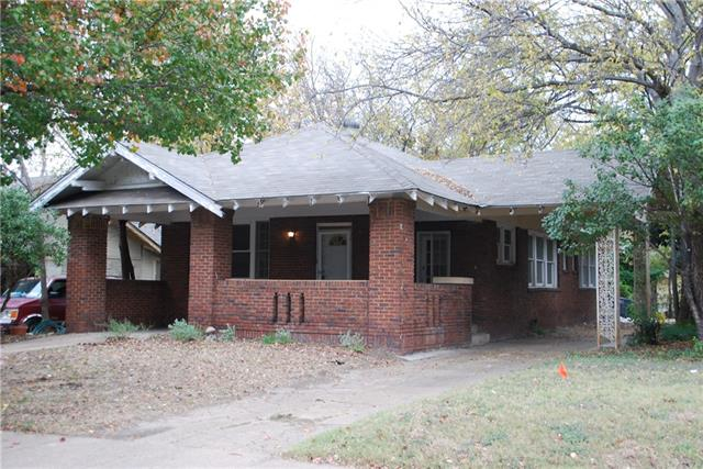 Photo of 3209 Lipscomb Street  Fort Worth  TX