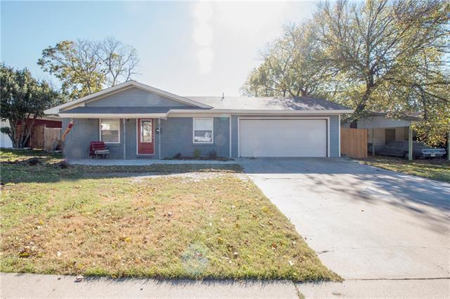 Photo of 7813 Pensacola Avenue  Fort Worth  TX