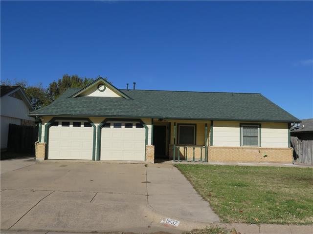 Photo of 5832 Springtide Drive  Fort Worth  TX
