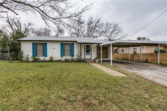 Photo of 6109 Brocks Lane  Fort Worth  TX