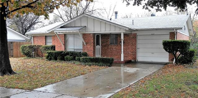 Photo of 4607 Norris Valley Drive  Fort Worth  TX
