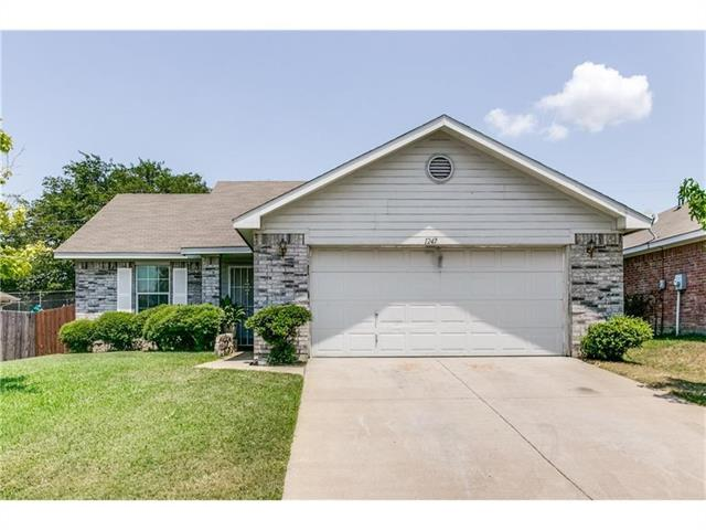 Photo of 1247 Cleardale Drive  Dallas  TX