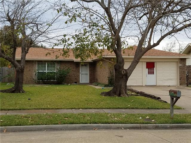 Photo of 1622 Greywood Drive  Mesquite  TX