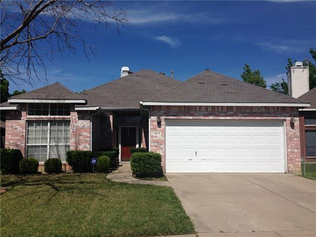Photo of 1417 Cross Courts Drive  Garland  TX