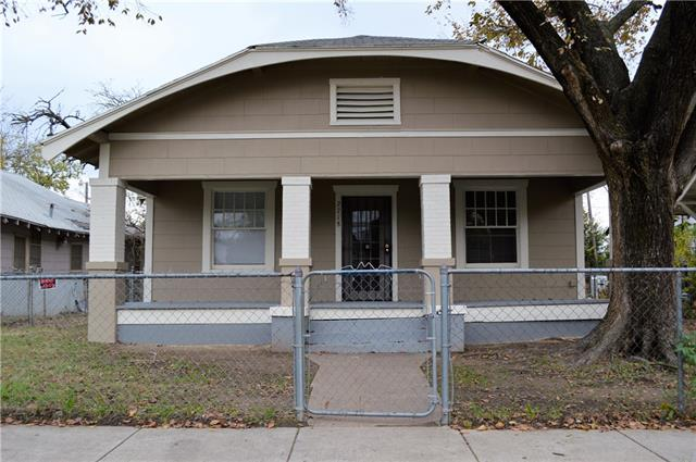 Photo of 2718 Avenue E  Fort Worth  TX