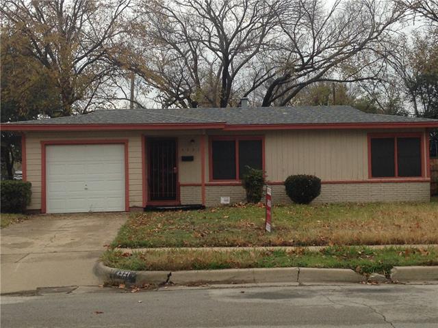 Photo of 4321 Quails Lane  Fort Worth  TX