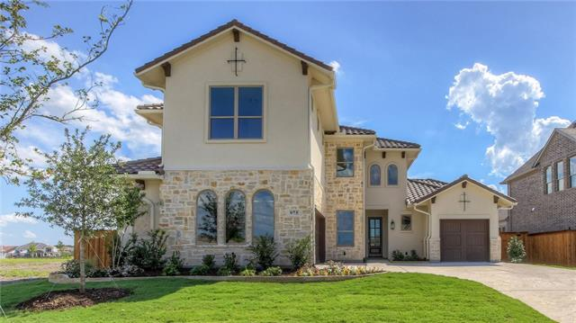 One of Frisco 5 Bedroom Homes for Sale at 975 Stampede Drive