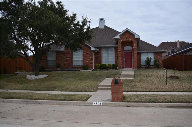 Photo of 4202 Capstone Drive  Carrollton  TX