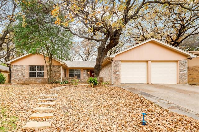 Photo of 2925 Ridgewood Drive  Hurst  TX