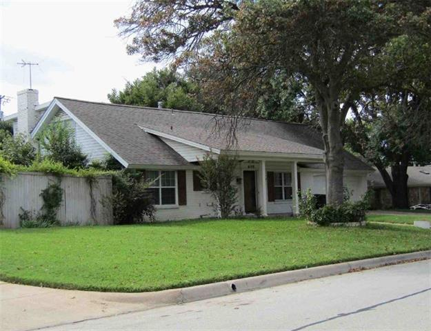 Photo of 6109 Walla Avenue  Fort Worth  TX