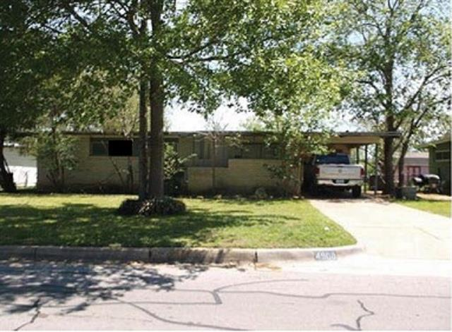 Photo of 4908 Virgil Street  Fort Worth  TX