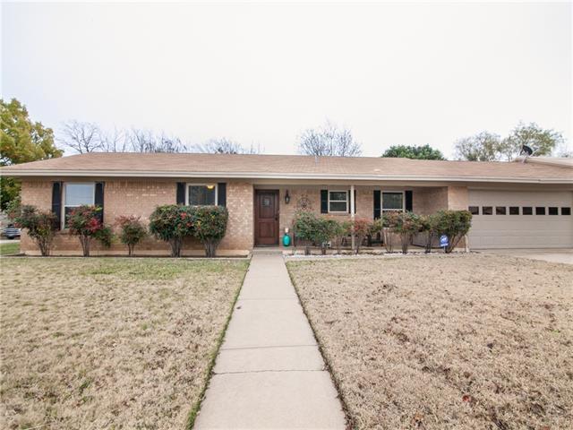 408 N Baylor Ave, Breckenridge, TX 76424