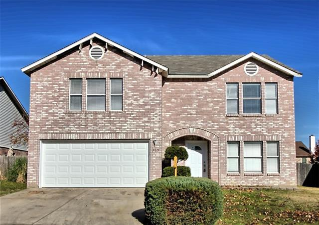 Photo of 315 Kissimmee Drive  Arlington  TX