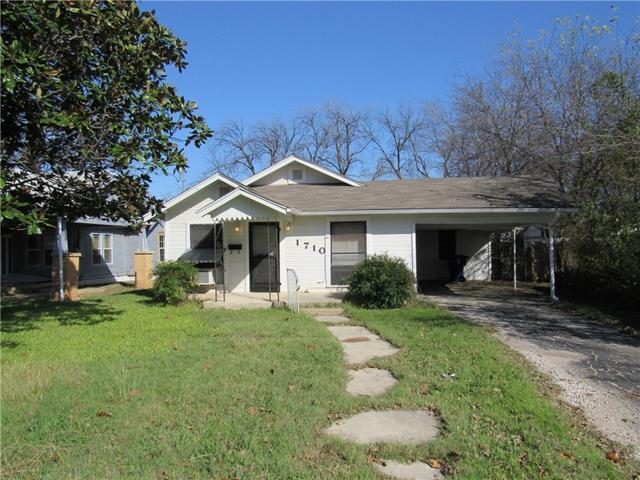 Photo of 1710 2nd Street  Brownwood  TX