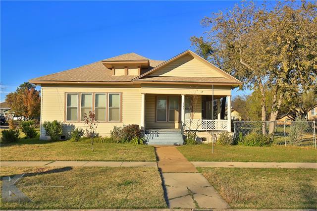 Photo of 1542 N 17th Street  Abilene  TX