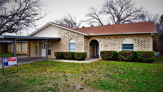 Photo of 6613 Betty Drive  Watauga  TX