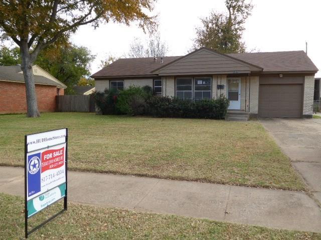 Photo of 4407 Westward Drive  Wichita Falls  TX
