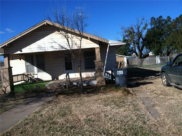 Photo of 1820 Avenue L  Anson  TX