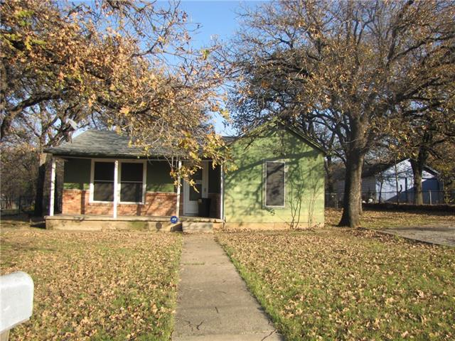 Photo of 6213 Griggs Street  Forest Hill  TX