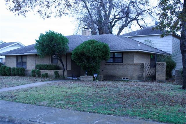 Photo of 2524 Club Terrace Drive  Dallas  TX