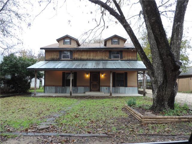 Photo of 209 S Bois D Arc Street  Grandview  TX