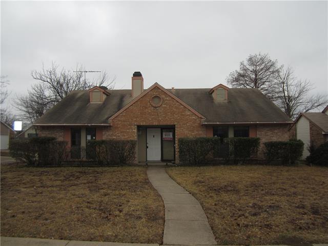 Photo of 1706 Uvalde Street  Mesquite  TX